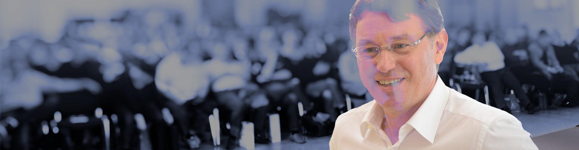 Einer der besten Verkaufstrainer ist Manfred Ritschard