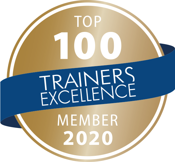 Siegel Top 100 Trainer SpeakersExcellence Manfred Ritschard